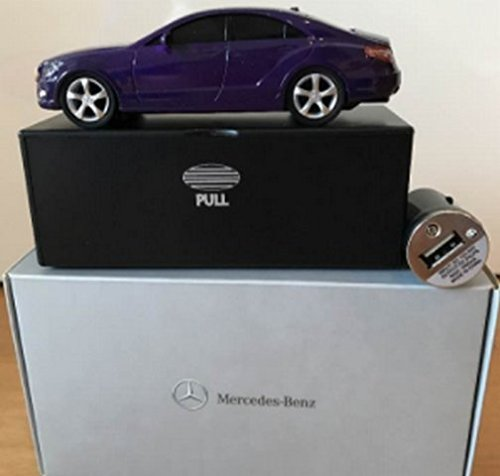 Mercedes-Benz オリジナル CLS マルチ充電コネクタ