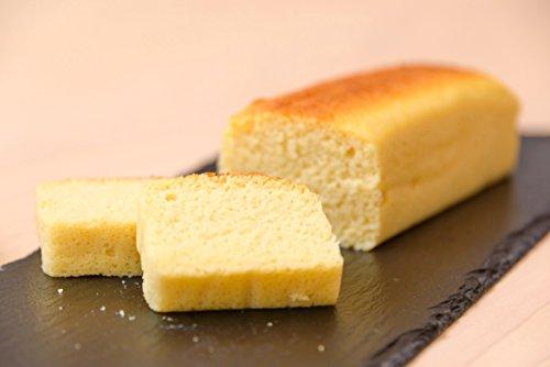 【酒粕入りおからケーキ】 プレーン2本組 <グルテンフリー・バター不使用低糖質、低カロリー、糖質制限・ダイエット中の方におススメ、しっとり食感、保存料・着色料無添加