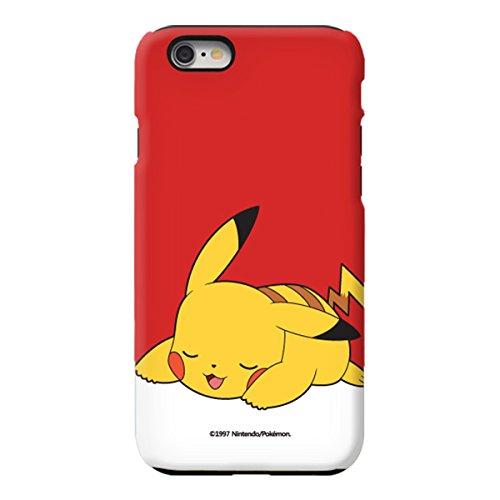 [iPhone 7/8][アイフォン7/8]ポケットモンスターアーマーケース [Pokemon Armour Case]ポケットモンスターケースアイフォン7/8ケースiPhone 7/8 Case[並行輸入品] (Sleepy Pikachu 眠いピカチュウ)