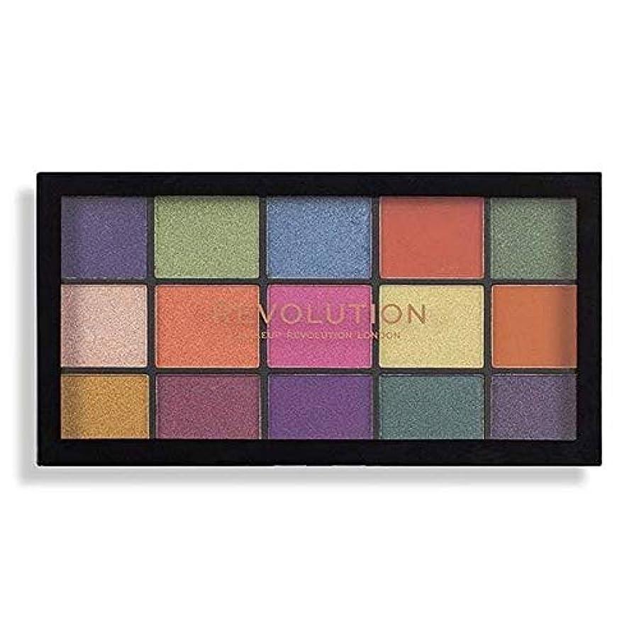 ワイヤー違反フォーム[Revolution ] 色のアイシャドウパレットのための革命の再ロードの情熱 - Revolution Re-Loaded Passion for Colour Eye Shadow Palette [並行輸入品]