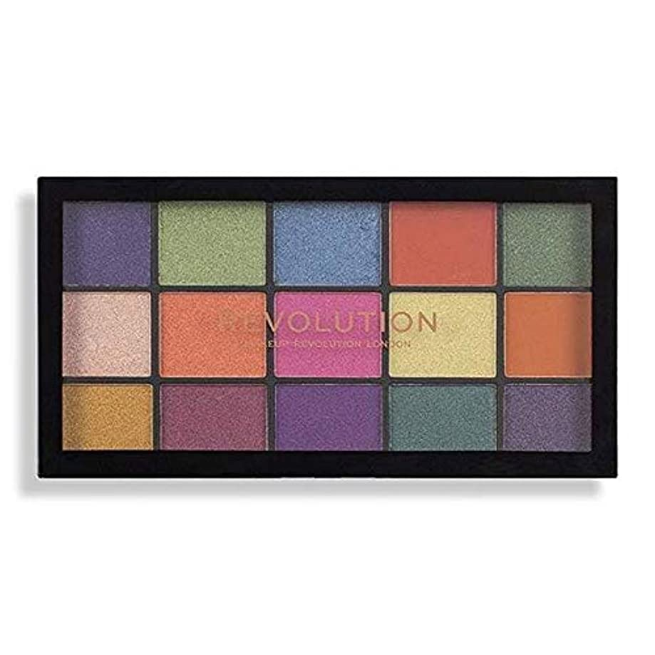 固有の知恵メダリスト[Revolution ] 色のアイシャドウパレットのための革命の再ロードの情熱 - Revolution Re-Loaded Passion for Colour Eye Shadow Palette [並行輸入品]