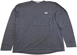 アブガルシア(Abu Garcia) スコーロン(防虫素材) ドライ長袖Tシャツ ネイビー XLサイズ ネイビー XL