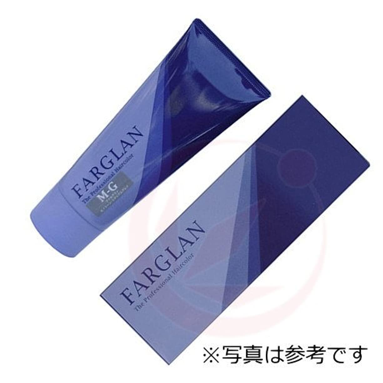暴動ルーキー杖ミルボン ファルグラン ビビットライン (ヘアマニキュア) 160g 【ブルー】BL