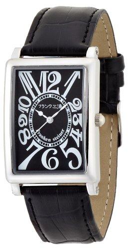 [フランク三浦]MIURA 初号機(旧) FM01K-BK  腕時計