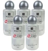 【5個セット】ダイソー ER ホワイトニングローションV(薬用美白化粧水)プラセンタエキス配合 120ml (5個)