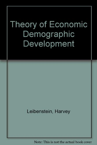 Theory of Economic Demographic Development