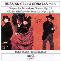 Rachmaninov:Russian Cello Sons