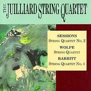 String Quartet 2 / String Quartet 4