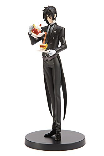 Sebastian Michaelis single black Butler REI than SEGA
