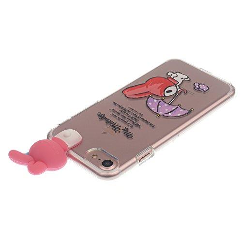 a240a67408 ... iPhone 8 Plus ケース iPhone 7 Plus ケース Sanrio サンリオ かわいい ソフト TPU クリア カバー/  ...