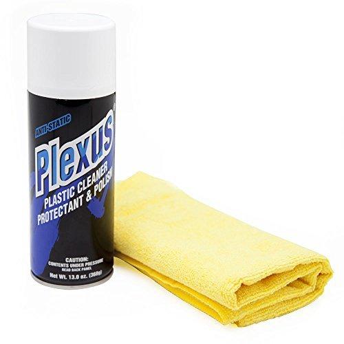 プレクサス(Plexus) クリーナーポリッシュ 368ml / 専用マイクロファイバークロス付き PL368PLUS