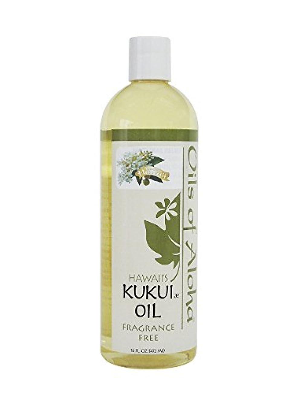 発生私たち自身所有者Kukui Skin Oil Fragrance Free/無香料/472ml/16oz