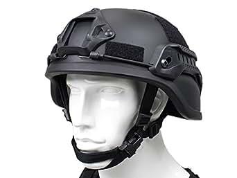 EMERSON GEAR MICH2000タイプ ヘルメット SPO Ver BK