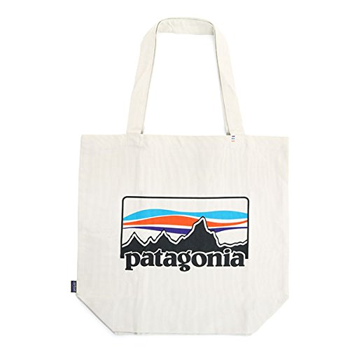 675a5c81de75 patagonia パタゴニア 59280 LGBS SP17 Bleached Stone キャンバストートバッグ ベージュ [並行輸入 ...