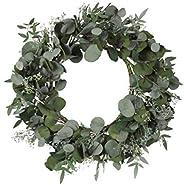 ROGUE Summer Australiana Wreath Rogue Summer Australiana Wreath, Green