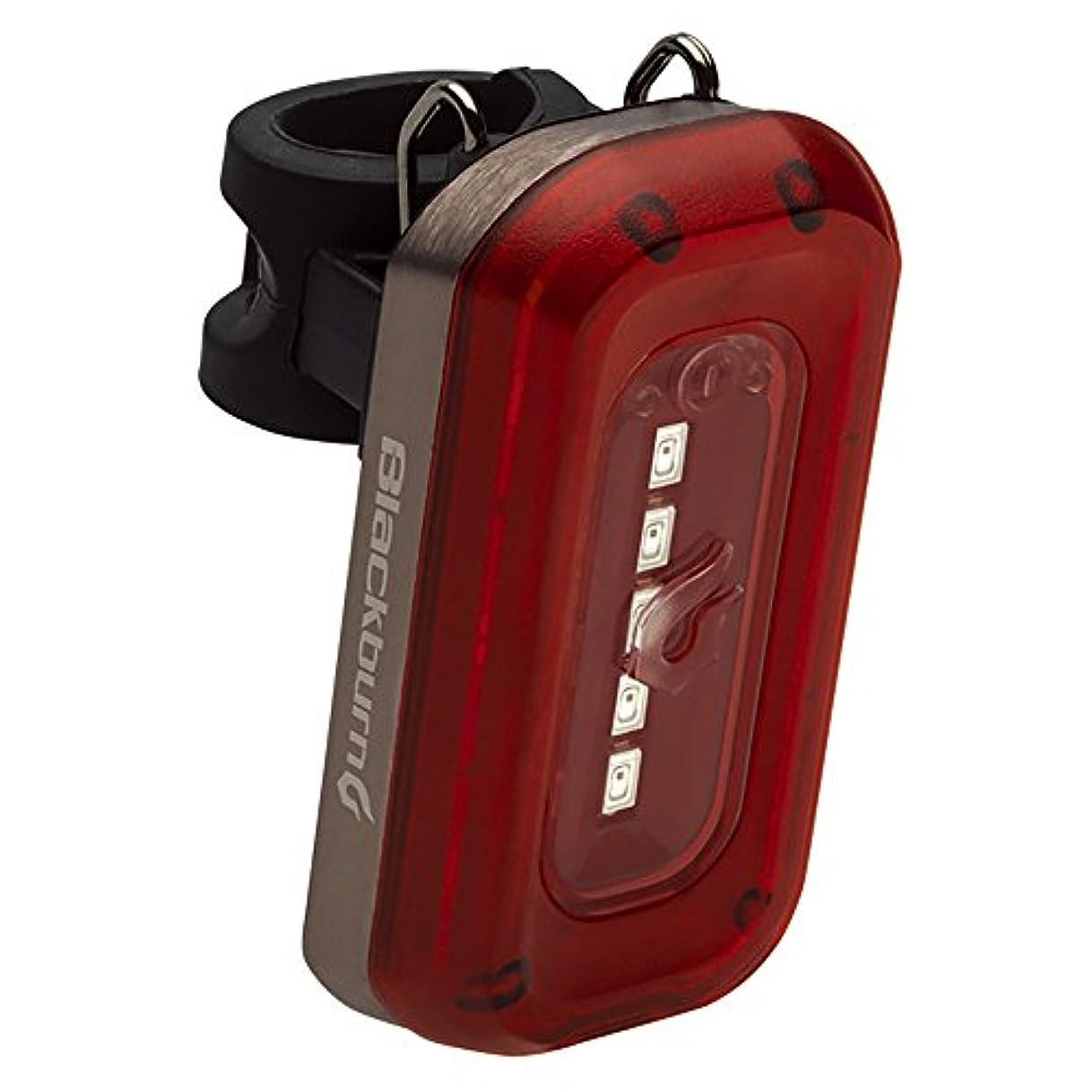 廃止する準備したビヨンBlackburn(ブラックバーン) 自転車 ライト サイクル LED USB充電 シリコンバンド 50ルーメン CENTRAL [セントラル50リア] 7064518