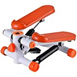 NSHUN Mini Stepper Stepper Machine with LCD Display and Adjustabl Stepper for Exercise Stepper Exercise Equipment