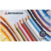 【ひらがな/カタカナ名入れ】三菱鉛筆 色鉛筆880 36色セット K88036CP (K88036CP)