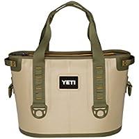YETI Hopper Soft Side Cooler Hopper 20 Tan/Orange by Yeti