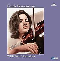 エディト・パイネマン ケルン放送未発表スタジオ録音集 (Edith Peinemann - WDR Recital Recordings) [3LP] [完全限定生産] [国内プレス] [MONO] [日本語帯・解説付] [Analog]