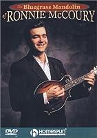 Bluegrass Mandolin of Ronnie Mccoury [DVD] [Import]