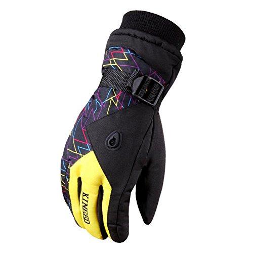 [해외]X.A 스키 장갑 스노우 보드 장갑 스키 장갑 등산 장갑 방한 장갑 방수 방한 보온 통기성 크기 선택 가능/X.A ski glove snowboard gloves ski glove climbing gloves warm gloves waterproof cold insulation breathability size selectable