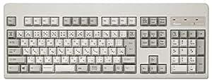 東プレ REALFORCE108UH-ANLG 108日本語配列カナあり 静電容量無接点方式 アナログ特殊機能搭載 USBキーボード ALL45g ホワイト AFAX01