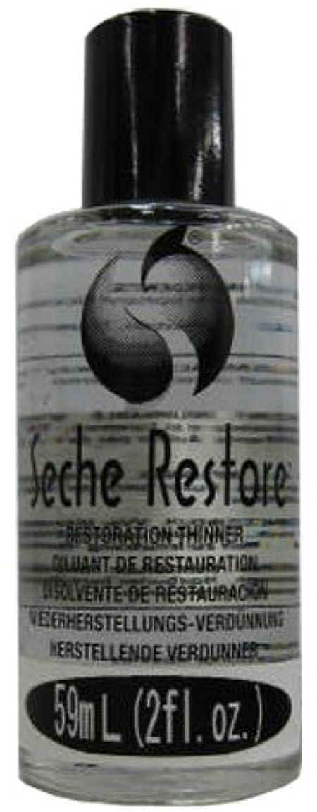 おもてなしできた精査するSeche リストア薄め液レフィル 59ml