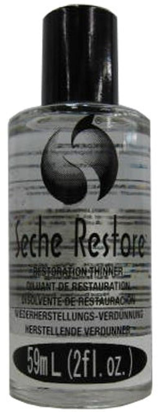 部族縞模様の見分けるSeche リストア薄め液レフィル 59ml
