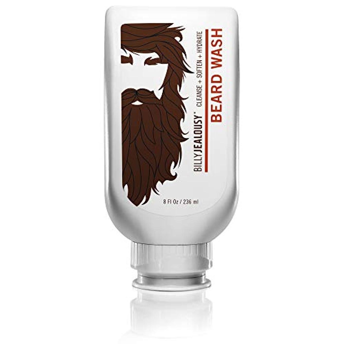 素晴らしき教悪行ビリージェラシー Beard Wash 236ml/8oz並行輸入品