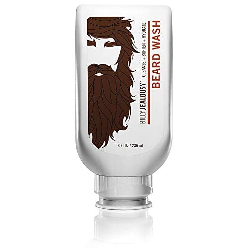 解放する公式犯すビリージェラシー Beard Wash 236ml/8oz並行輸入品