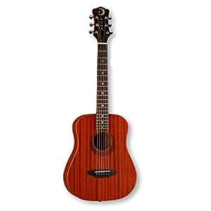 Luna Guitars Safari Muse Mahogany SAF MUS MAH