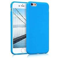 kwmobile Apple iPhone 6 / 6S 用 ケース - スマホカバー - 携帯 保護ケース ライトブルー アイフォン