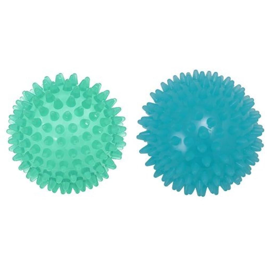要塞動脈セットするダンノ(DANNO) リハビリ マッサージ用 触覚ボール リフレクションボール