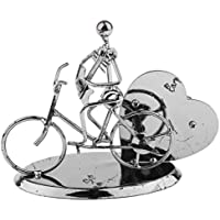 IPOTCH オルゴール パフォーマーモデル形 自転車モデル形 音楽ボックス DIY 子供大人向け プレゼント