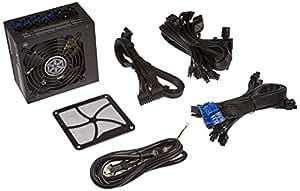 SilverStone PC電源 1000W 80PLUS PLATINUM SST-ST1000-PTS