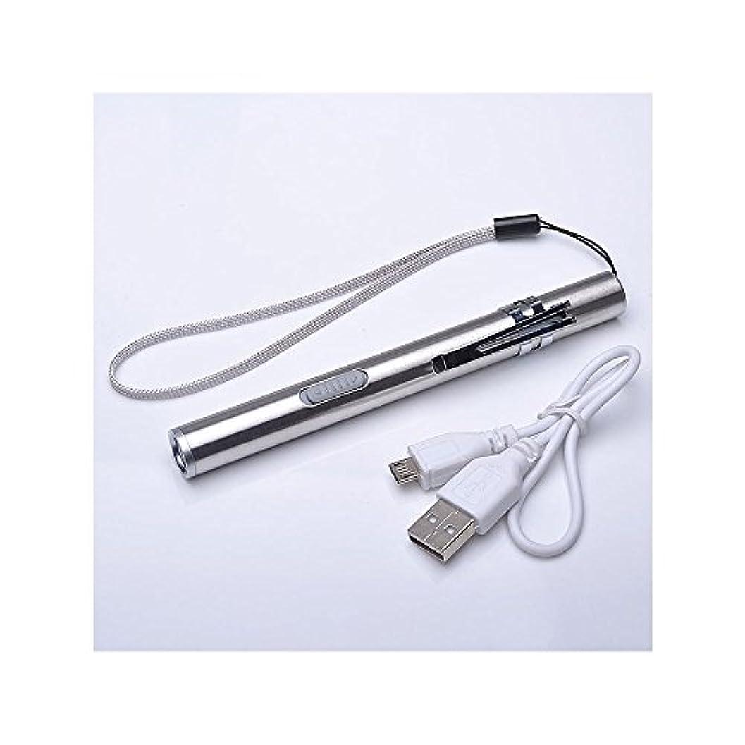 選択する巻き戻す種類SAISAI (サイサイ) LED ペンライト レディース メンズ USB充電式 OD-PEN-LIGHT