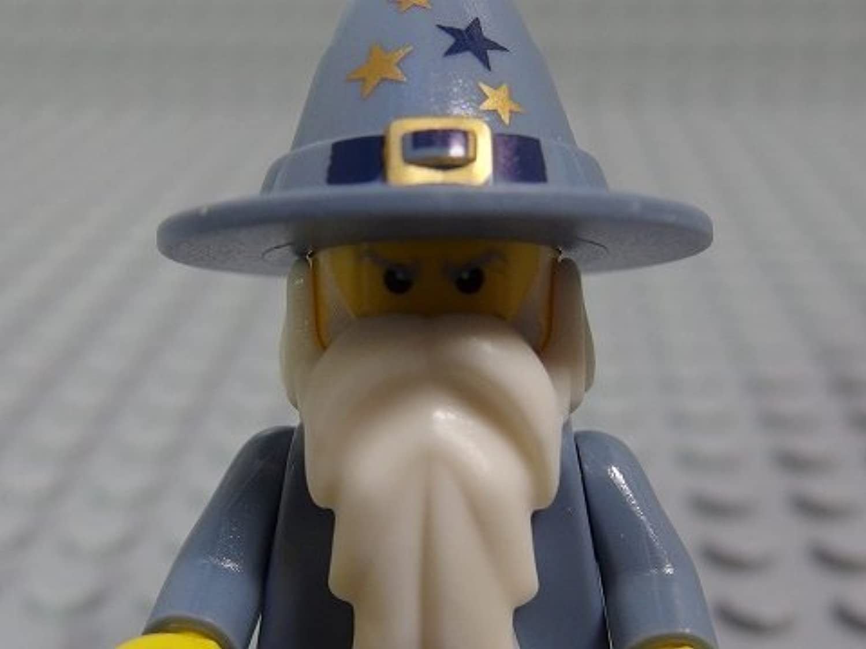 レゴ ミニフィグ【キャッスル 363】 Good Wizard_A