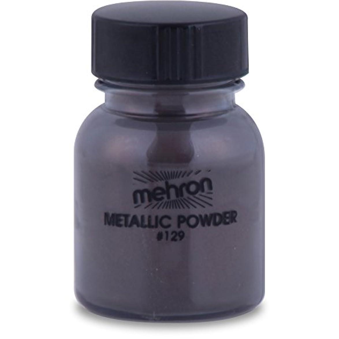 気怠いに唯物論mehron Metallic Powder Bronze (並行輸入品)