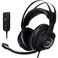 Kingston Gaming Headset HyperX Cloud Revolver S HX-HSCRS-GM/AS, Includes USB Audio…
