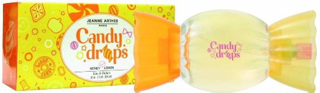 種類豆共和党【ジャンヌ?アルテス】 キャンディドロップス ハニーレモンEDP 60ml