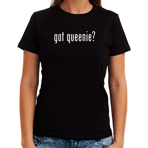 Got Queenie? 女性のTシャツ