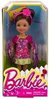 "Kira w/ Jump Rope: Barbie(バービー) Chelsea & Friends Summer Dreamhouse Collection ~5.5"" Doll Figure ドール 人形 フィギュア(並行輸入)"