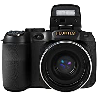FUJIFILM FinePix デジタルカメラ S2800HD ブラック F FX-S2800HD 1400万画素 光学18倍ズーム 広角28mm 3.0型液晶