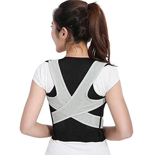 FONSANY 姿勢矯正ベルト シャキッとしっかり背筋を伸ばせる 姿勢矯正サポーター