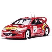 1/18 プジョー206 WRC 2003 G.パニッツィ トルコラリー