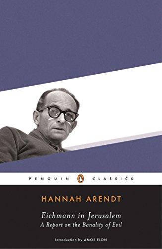 Eichmann in Jerusalem (Penguin Classics)の詳細を見る