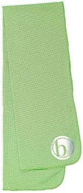 Bambury Snap Cold Towel Sports Towel, Lime