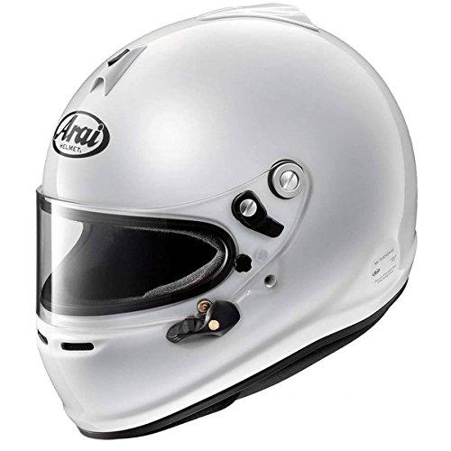 アライ(ARAI) フルフェイス ヘルメット【GP-6S】(8859シリーズ) 高性能スタンダード(4輪競技用)  GP-6S-8859-XL (頭囲 60cm-61�p)