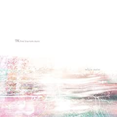 TK from 凛として時雨「white out」のCDジャケット